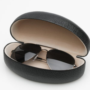 SUNGLASS CASE | (Leather)