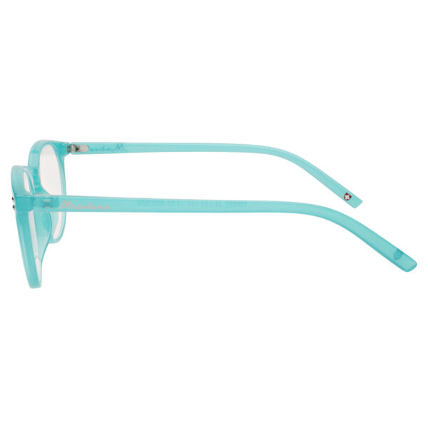 teal reading glasses