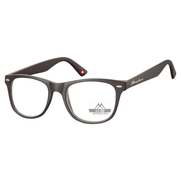Black Framed Reading Glasses
