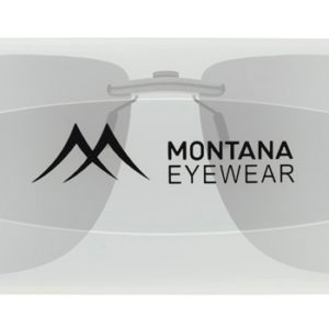 POLARISED CLIP ON SUNGLASSES