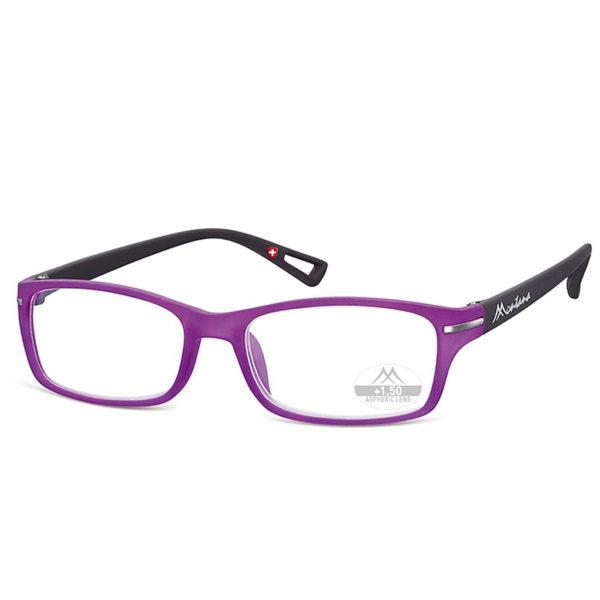 Purple Reading Glasses