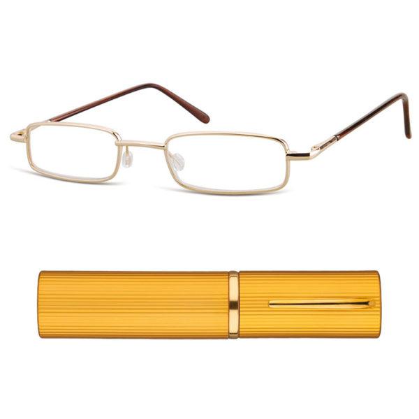 slim reading glasses