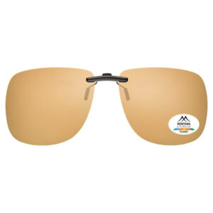 CLIP ONS FOR GLASSES (Brown)