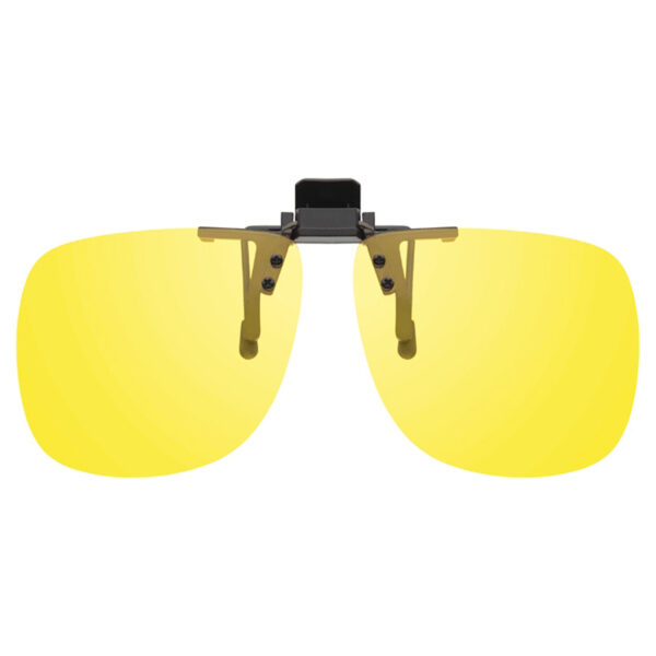 night driving glasses clip on